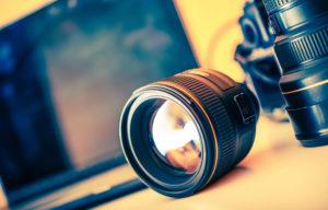 Photographer Desk Lenses